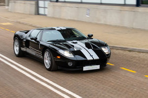 Ford GT - 13,750 Miles