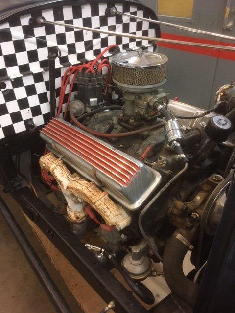 1930 Ford Model A V8 Roadster HOTROD Pick-Up For Sale (picture 7 of 10)