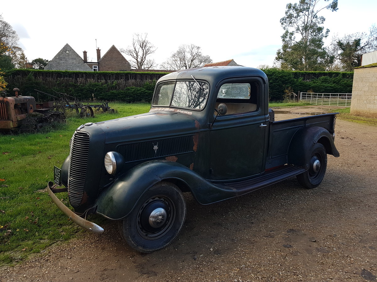 1937 Ford Type 77 Pickup Truck Project For Sale (picture 1 of 5)