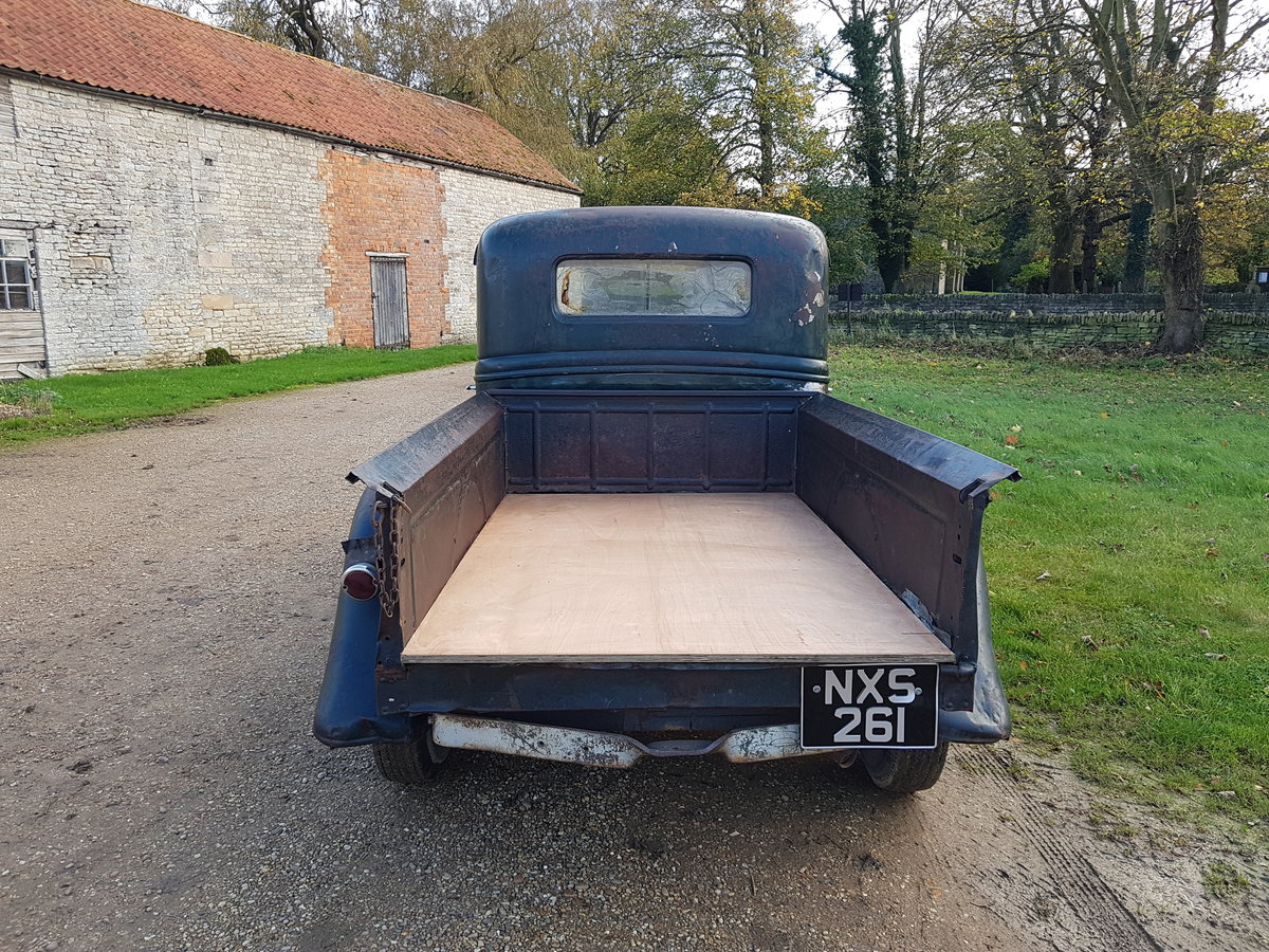 1937 Ford Type 77 Pickup Truck Project For Sale (picture 4 of 5)