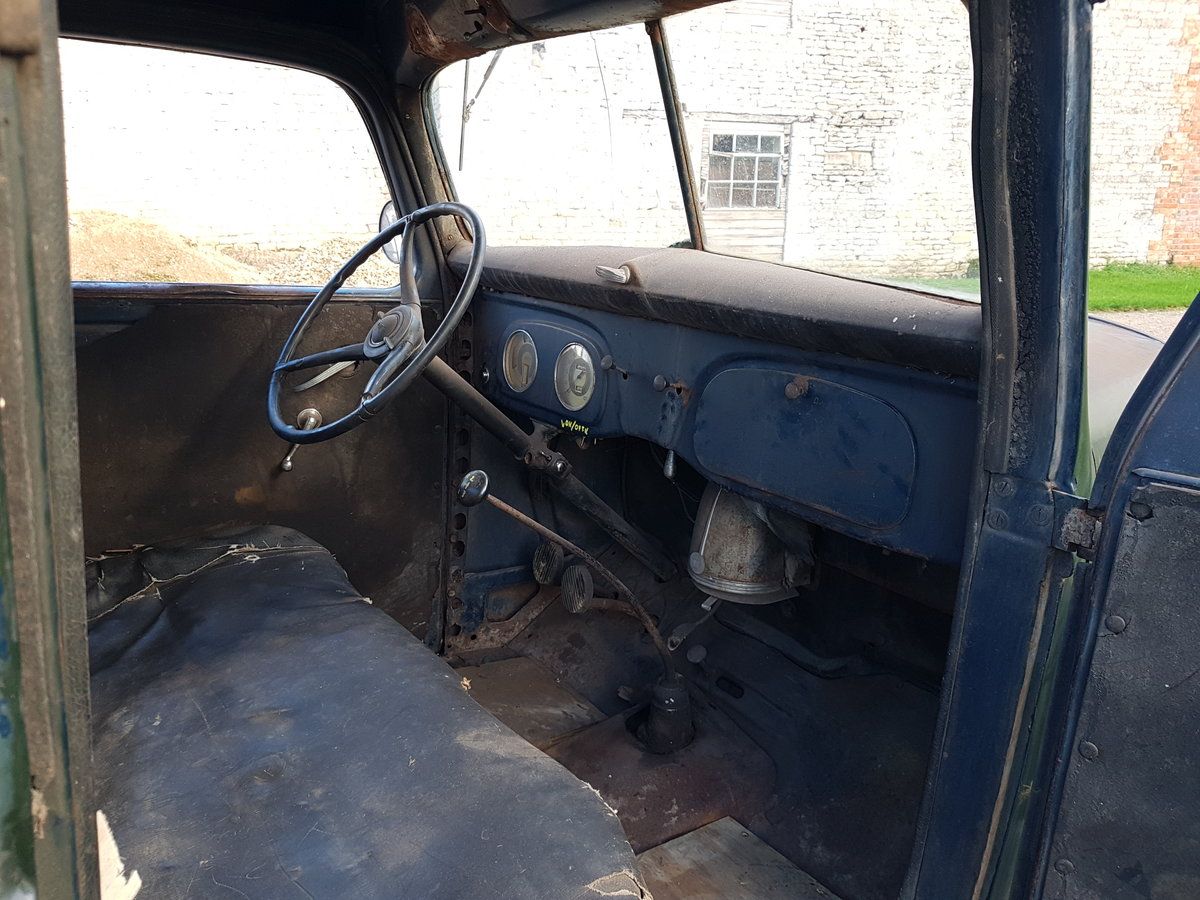 1937 Ford Type 77 Pickup Truck Project For Sale (picture 5 of 5)