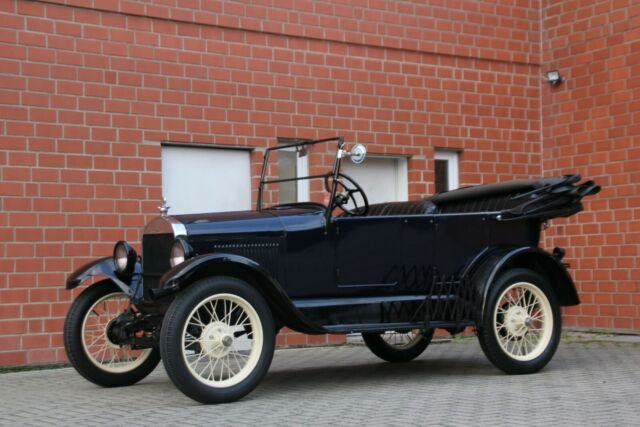 Ford Model T Tourer, 1927, 18.900,- € For Sale (picture 1 of 12)