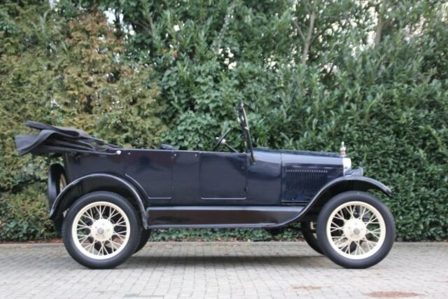 Ford Model T Tourer, 1927, 18.900,- € For Sale (picture 3 of 12)