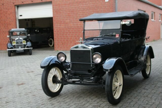 Ford Model T Tourer, 1927, 18.900,- € For Sale (picture 4 of 12)