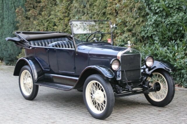 Ford Model T Tourer, 1927, 18.900,- € For Sale (picture 5 of 12)