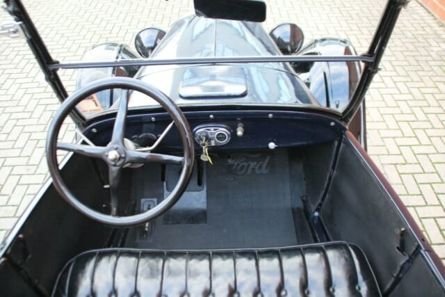 Ford Model T Tourer, 1927, 18.900,- € For Sale (picture 6 of 12)