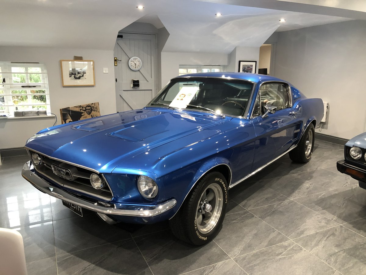 1967 Ford Mustang 390GT Fastback (Bullitt spec) For Sale (picture 3 of 5)