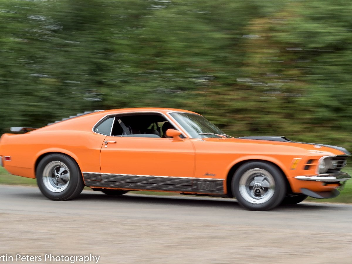 1970 Ford Mustang Mach 1 For Sale (picture 1 of 28)