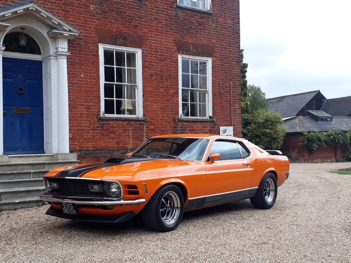 1970 Ford Mustang Mach 1 For Sale (picture 5 of 28)