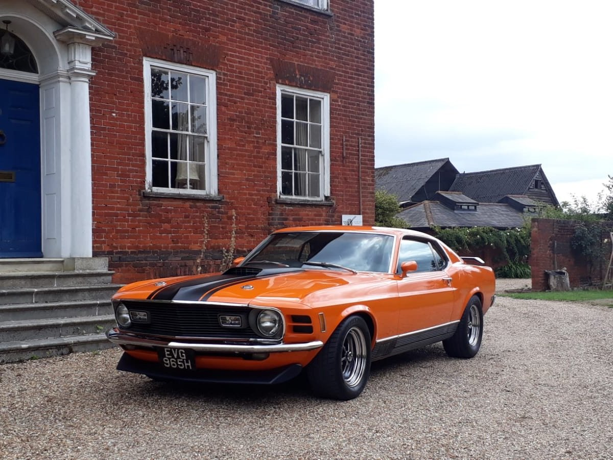 1970 Ford Mustang Mach 1 For Sale (picture 7 of 28)