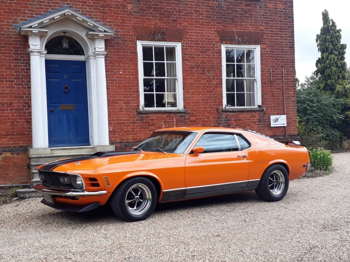 1970 Ford Mustang Mach 1 For Sale (picture 18 of 28)