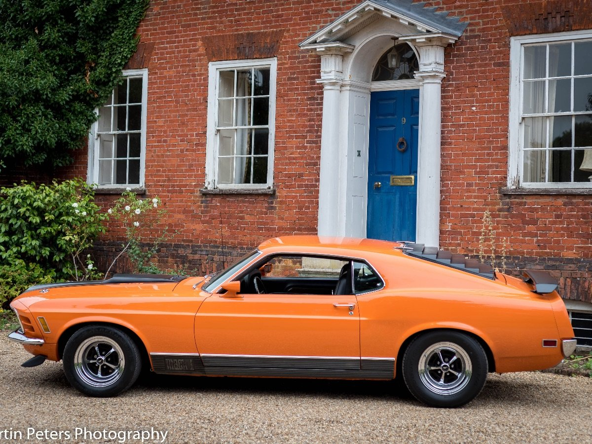 1970 Ford Mustang Mach 1 For Sale (picture 26 of 28)