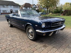 Picture of 1965 Ford Mustang Convertible For Sale
