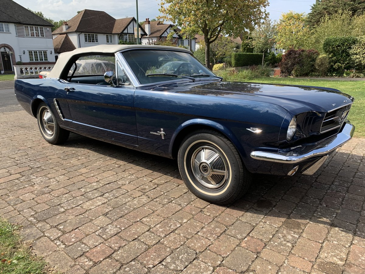 1965 Ford Mustang Convertible For Sale (picture 7 of 12)