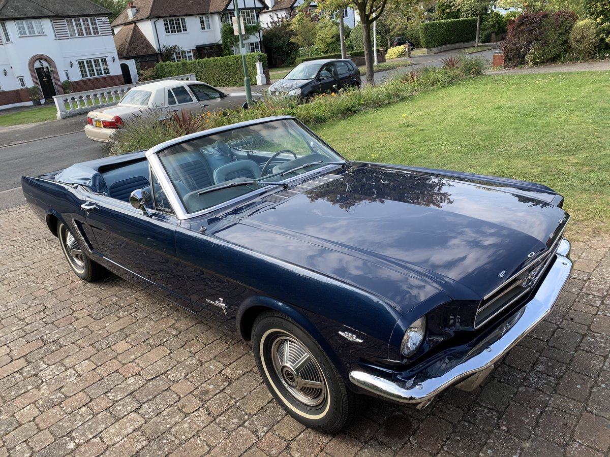 1965 Ford Mustang Convertible For Sale (picture 12 of 12)