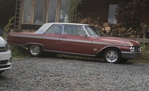 Picture of 1962 Ford Galaxie Club Victoria