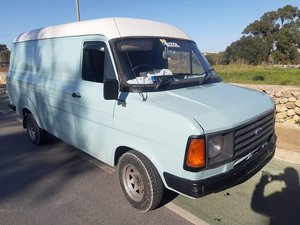 Picture of 1985 FORD TRANSIT RARE 100L 2.4 DIESEL LWB LONG WHEEL BASE PANEL For Sale