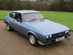 Picture of 1984 Ford Capri 2.8 Injection at ACA 7th November For Sale by Auction