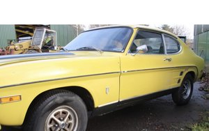 Picture of 1974 Ford Capri 2800GT - Daytona Yellow - No Sunroof For Sale