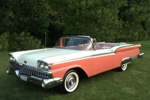 Picture of 1959 Ford Skyliner Retractable Hardtop For Sale