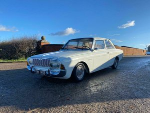 Ford Taunus P5 Super 17 2 Door UK Reg V5c 1700cc V4