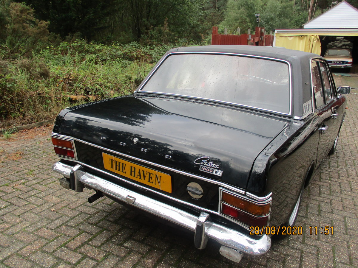 1969 Ford Cortina 1600 E For Sale (picture 2 of 12)