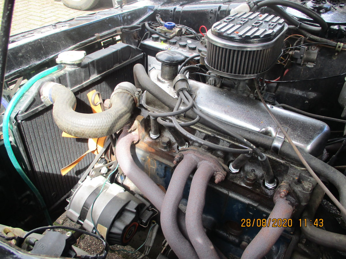 1969 Ford Cortina 1600 E For Sale (picture 5 of 12)