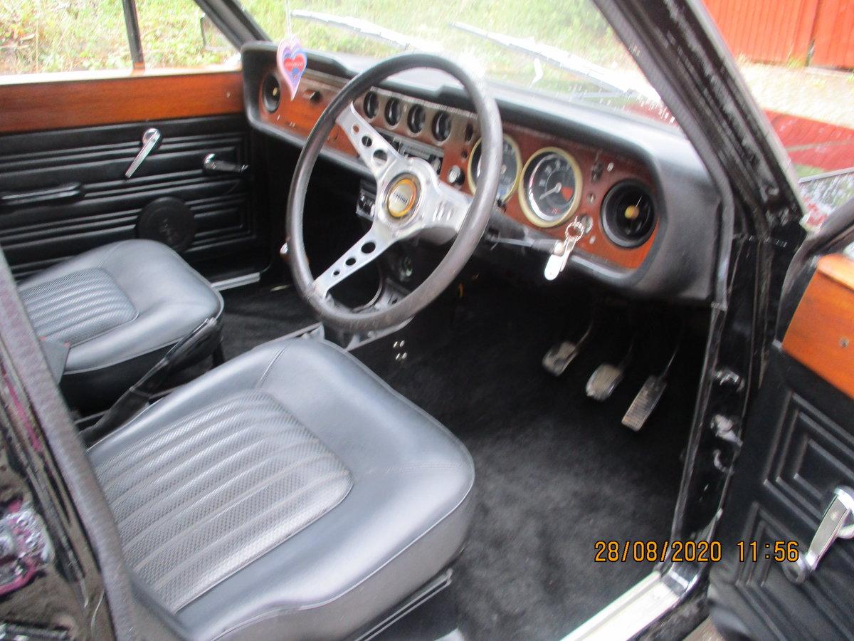 1969 Ford Cortina 1600 E For Sale (picture 9 of 12)