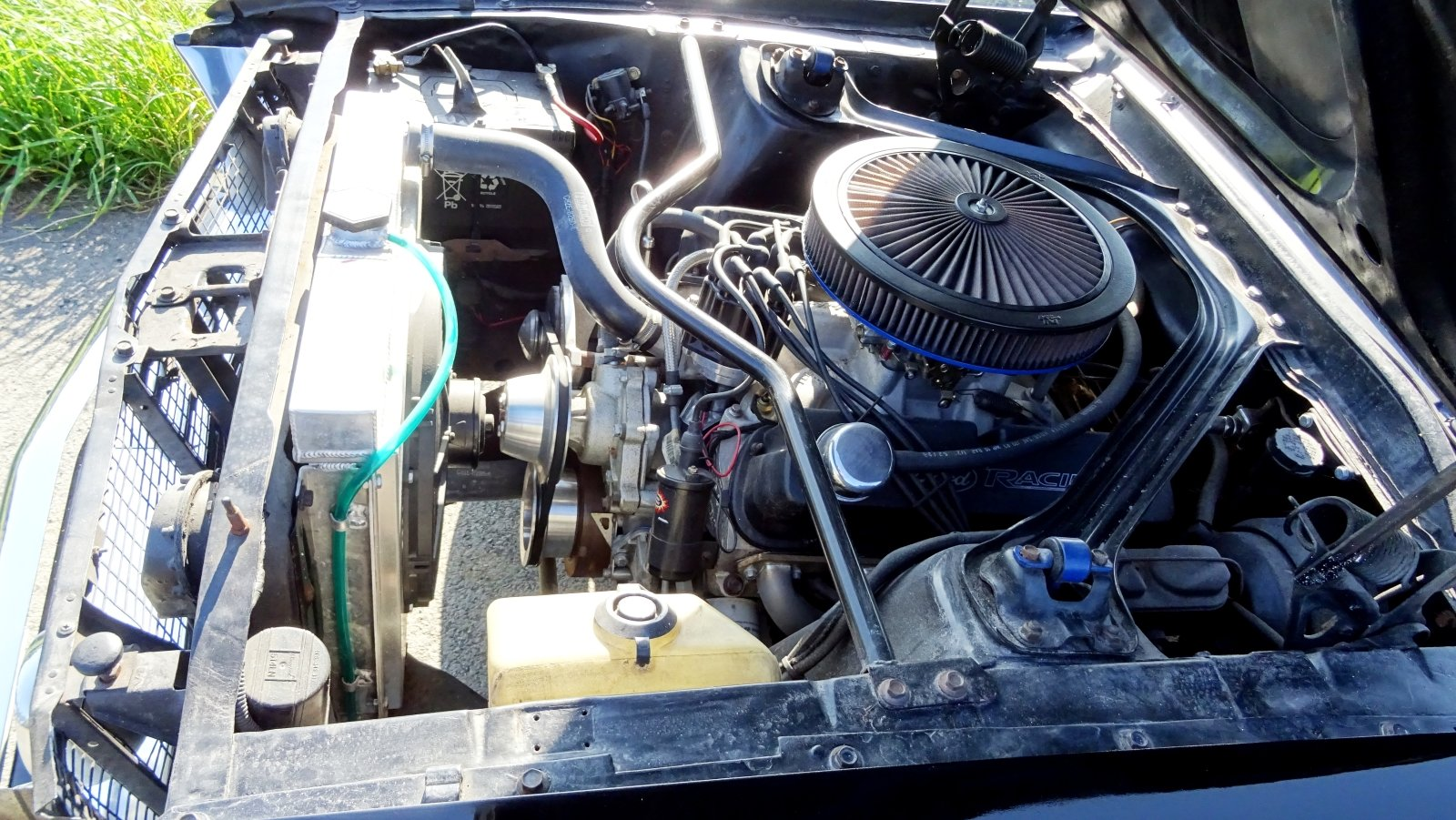1968 AWESOME FORD MUSTANG AMERICAN V8 CLASSIC MUSCLE CAR For Sale (picture 9 of 12)