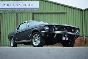 Picture of 1968 Ford Mustang 302CUI (5.0) For Sale by Auction