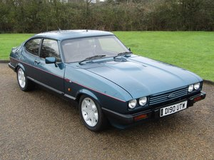 Picture of 1987 Ford Capri 280Brooklands at ACA 13th and 14th February For Sale by Auction