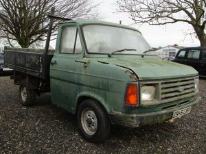 Picture of 1984 Ford Transit Pick Up MKII at ACA 13th and 14th February For Sale by Auction