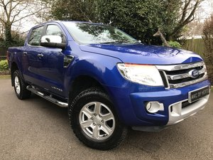 Picture of 2015 Ford Ranger 3.2 TDCi Limited Double Cab Pickup 4x4 4dr (EU5)