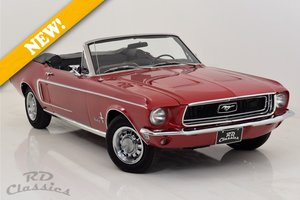 Picture of 1968 Ford Mustang Convertible For Sale