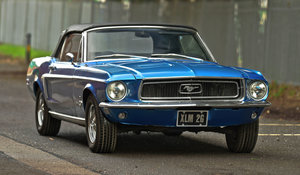 Picture of 1968 Ford Mustang 302 Convertable For Sale