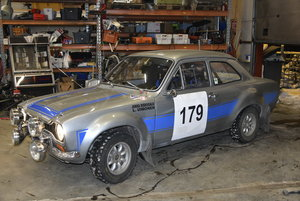 Picture of 1975 Ford Escort Mk1 FIA Rally Car For Sale