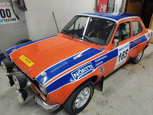 Picture of 1975 Ford Escort RS2000 FIA group 2 rally car For Sale