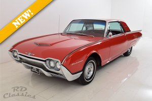 Picture of 1962 Ford Thunderbird 2D Coupe For Sale