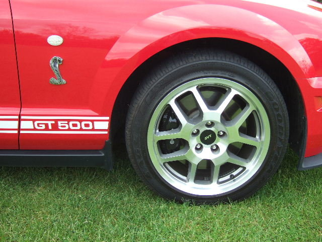 2007 Ford Mustang Shelby GT500 fastback only 9500 miles For Sale (picture 7 of 12)