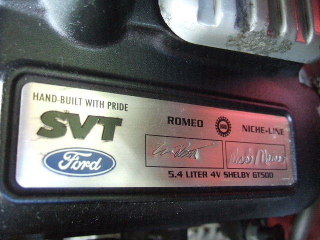 2007 Ford Mustang Shelby GT500 fastback only 9500 miles For Sale (picture 9 of 12)