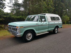 Picture of 1977 FORD F250 LWB PICK UP For Sale