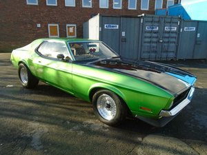 Picture of MUSTANG 302 V8 1971 CUSTOM BUILD ROD/RACE/ROAD For Sale