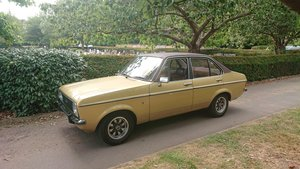 Picture of 1980 MK2 Escort Ghia, one owner from new, auction 28/29th April For Sale by Auction