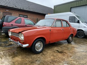 Picture of 1972 FORD ESCORT MK1 SOLID CONDITION £7995 PX + ££ 1300E MEXICO For Sale