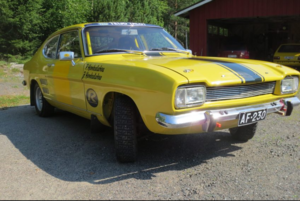 Picture of 1971 Ford Capri 1.6 Rally Car For Sale