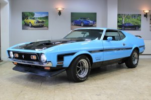 Picture of 1971 Ford Mustang Fastback 351 V8 Boss Recreation - Manual SOLD