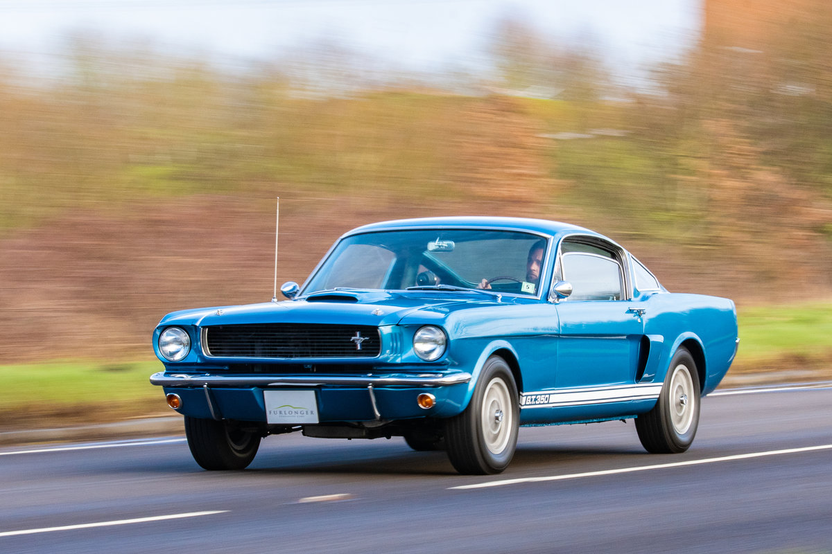 1965 Ford Shelby Mustang GT 350 - Beautifully Restored For Sale (picture 1 of 12)