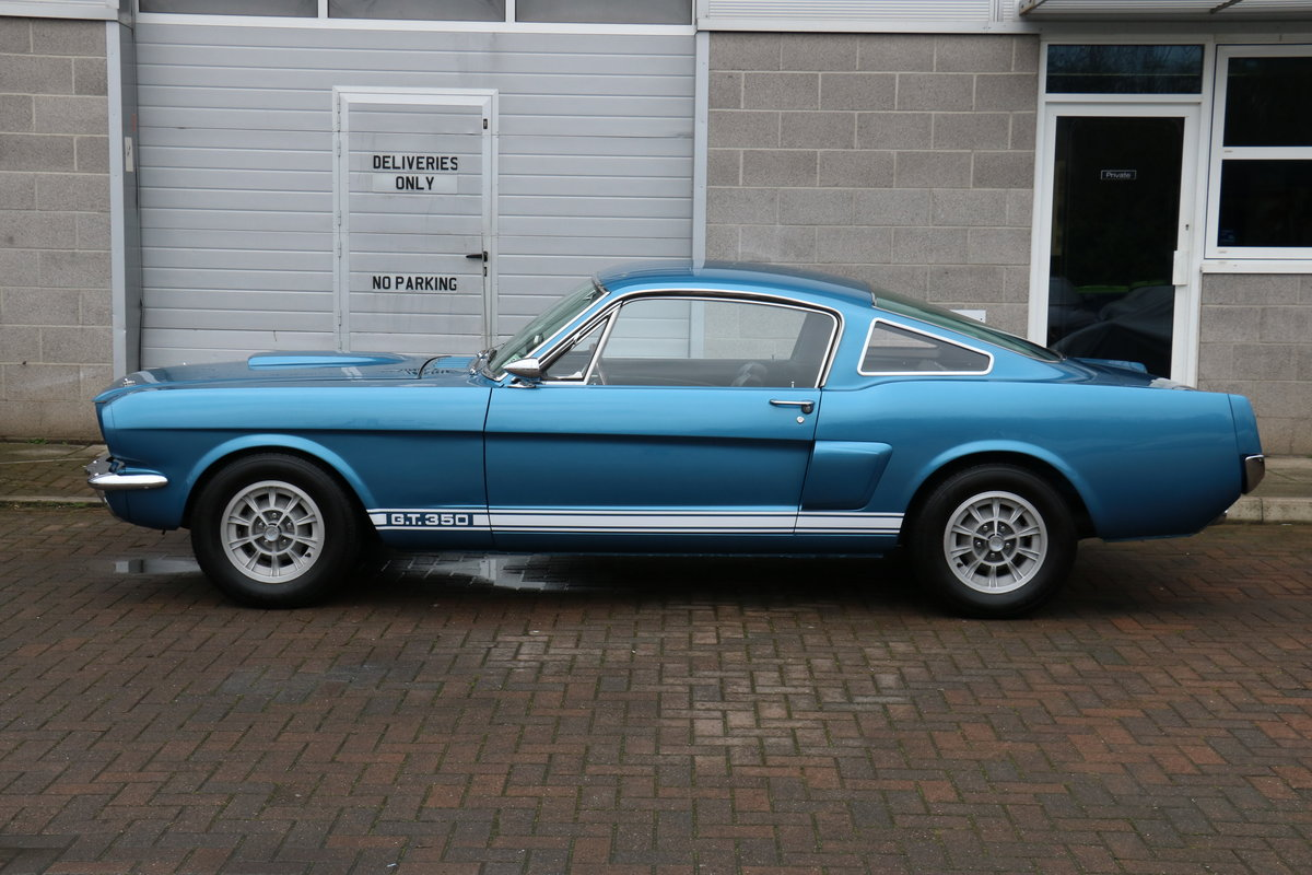 1965 Ford Shelby Mustang GT 350 - Beautifully Restored For Sale (picture 4 of 12)