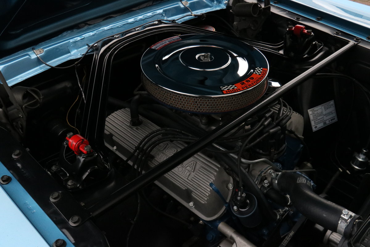 1965 Ford Shelby Mustang GT 350 - Beautifully Restored For Sale (picture 10 of 12)