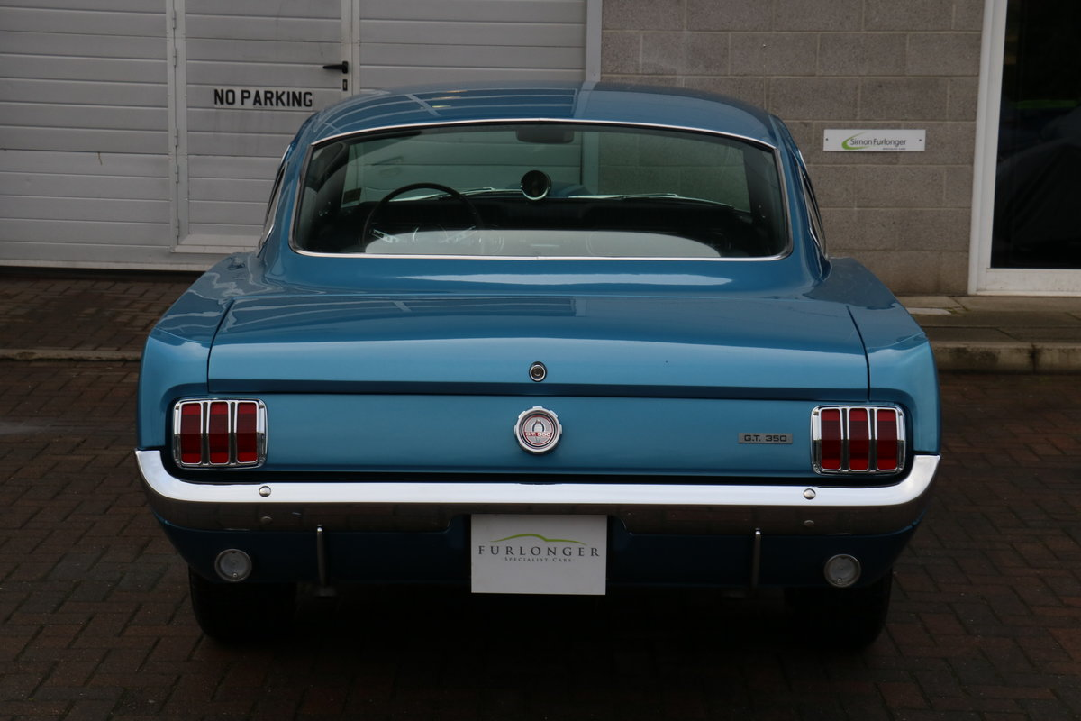 1965 Ford Shelby Mustang GT 350 - Beautifully Restored For Sale (picture 11 of 12)